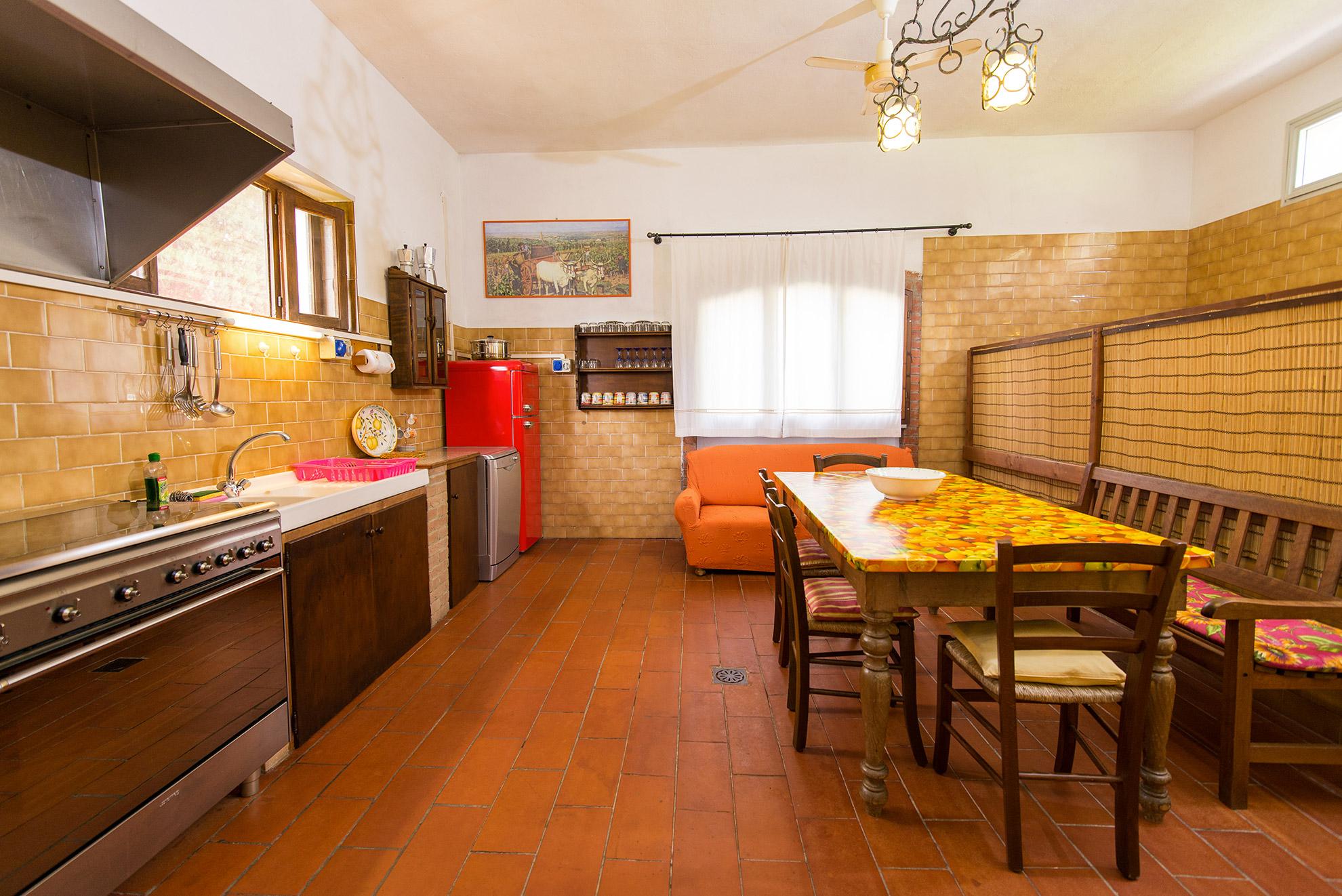 Ferienhaus Suvereto Casetta Grande 1