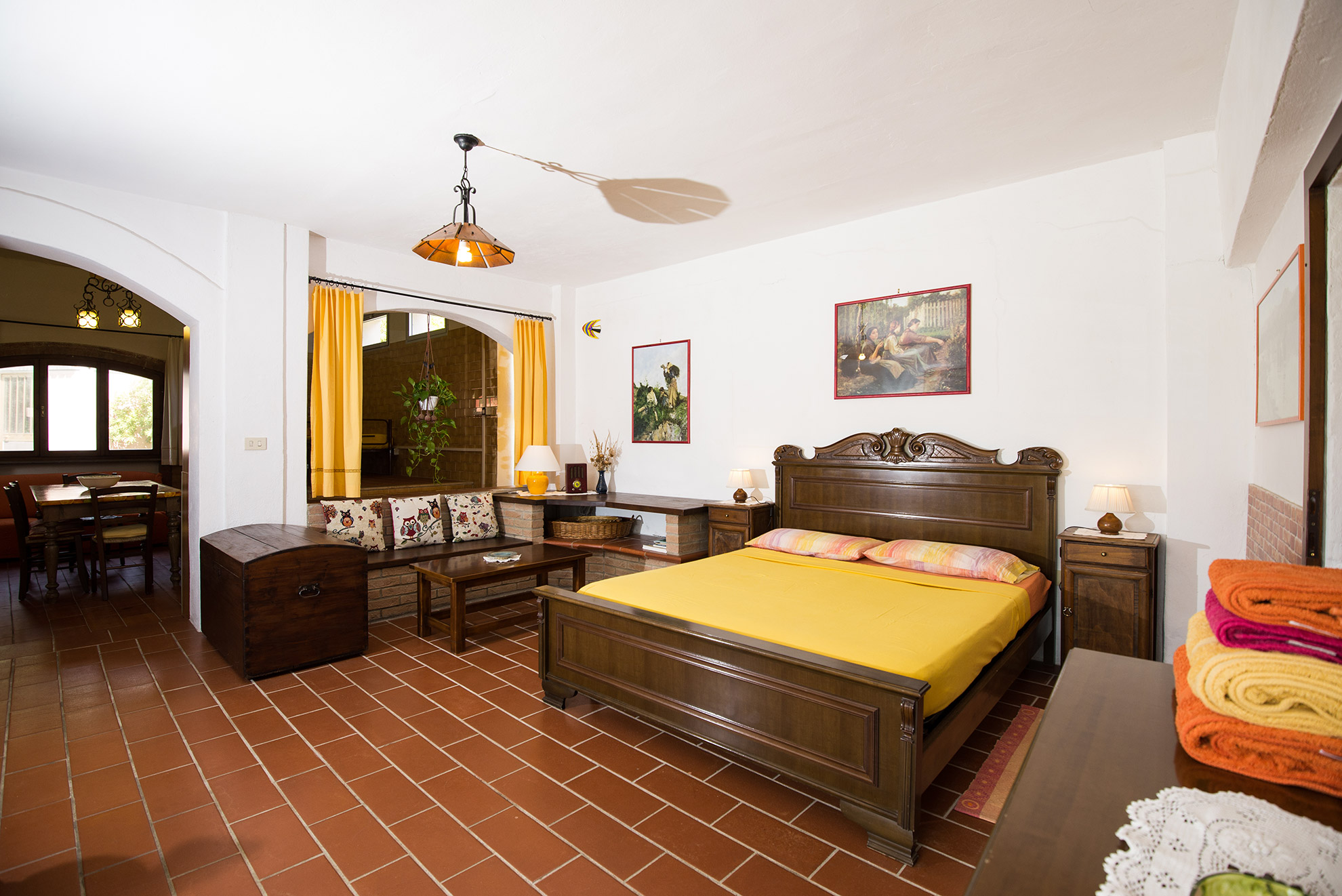 Appartamenti Suvereto Casetta Grande