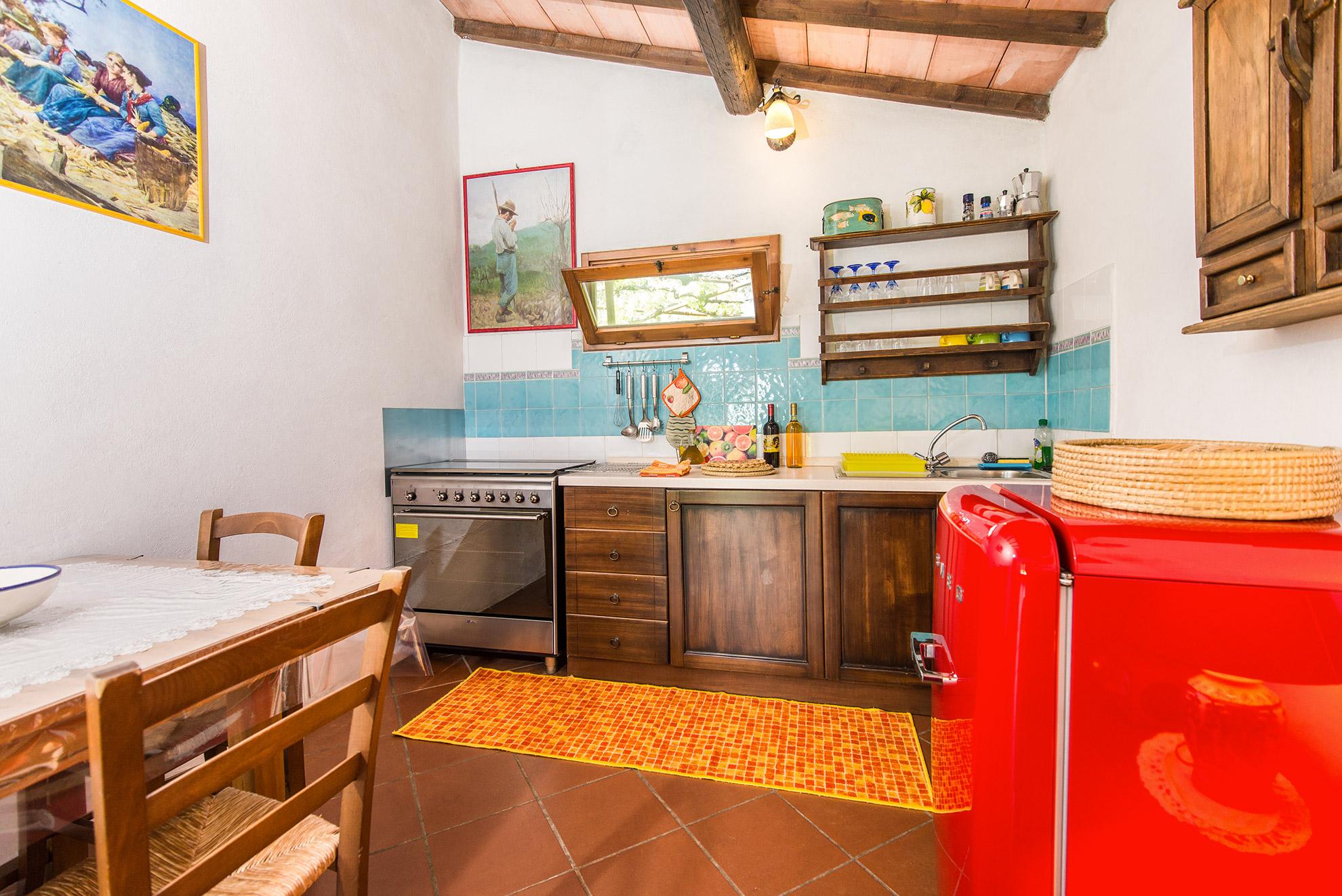 Appartamenti Suvereto Casetta Media 3
