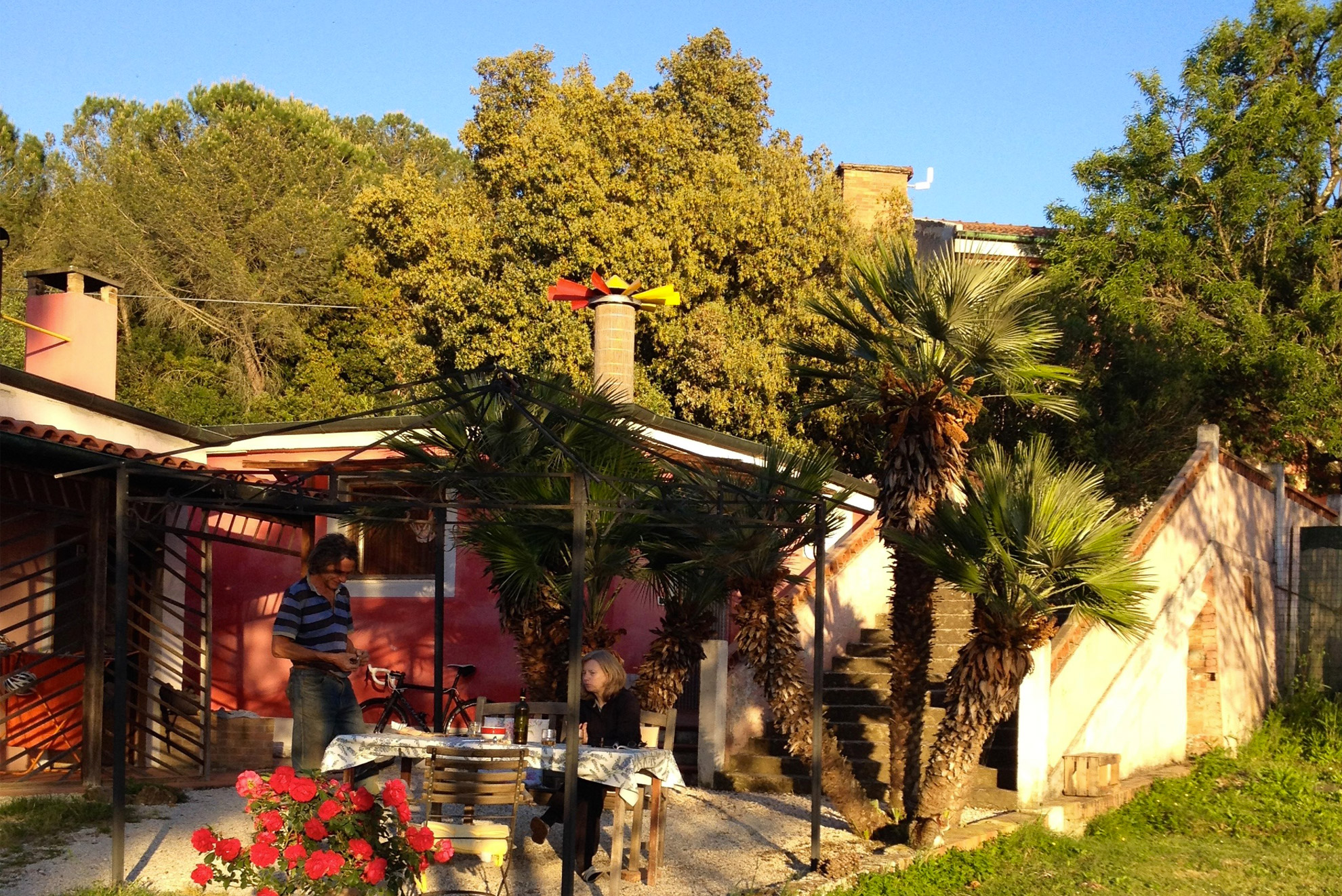 Ferienhaus Suvereto Casetta Piccola 4