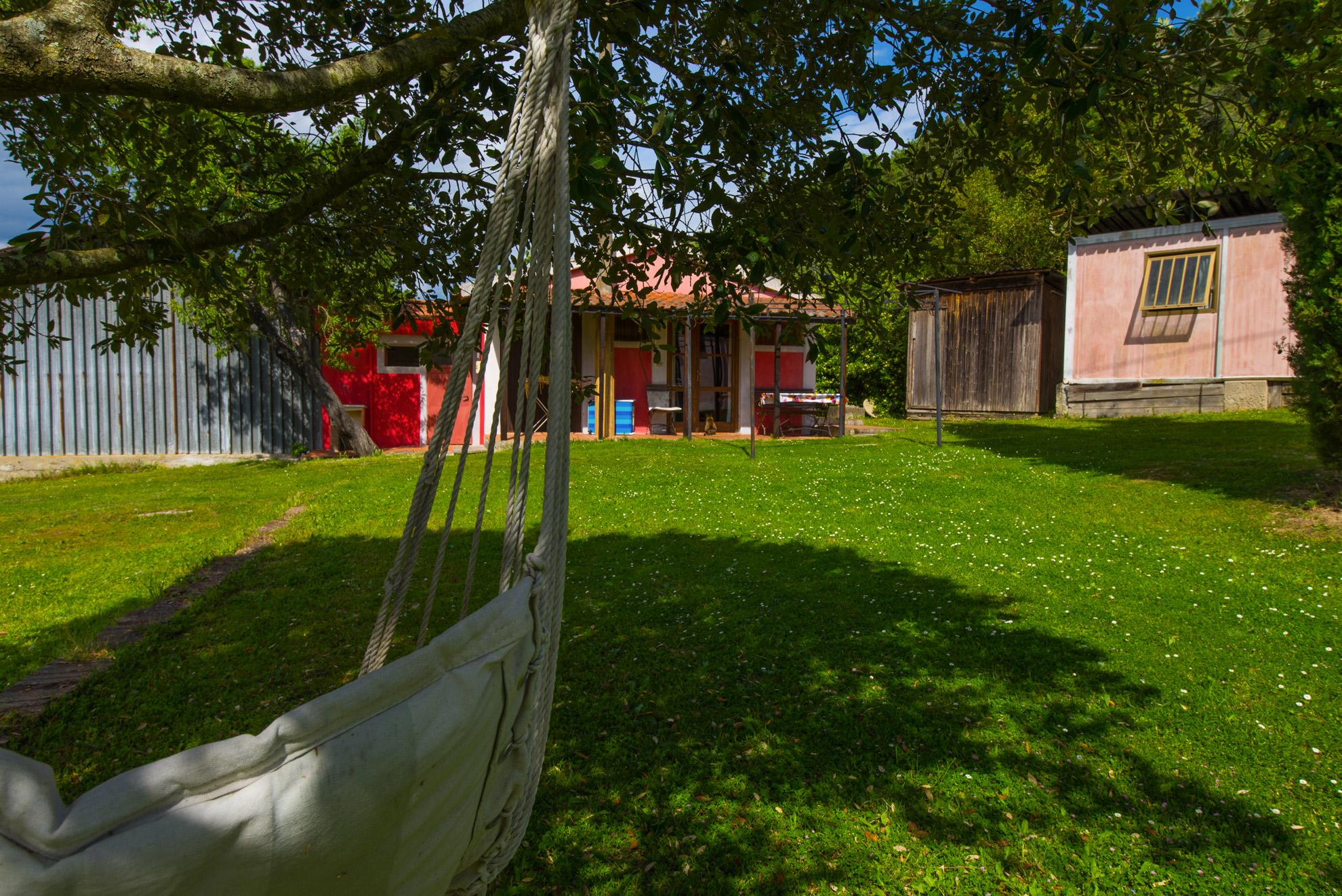 Ferienhäuser Suvereto Toskana