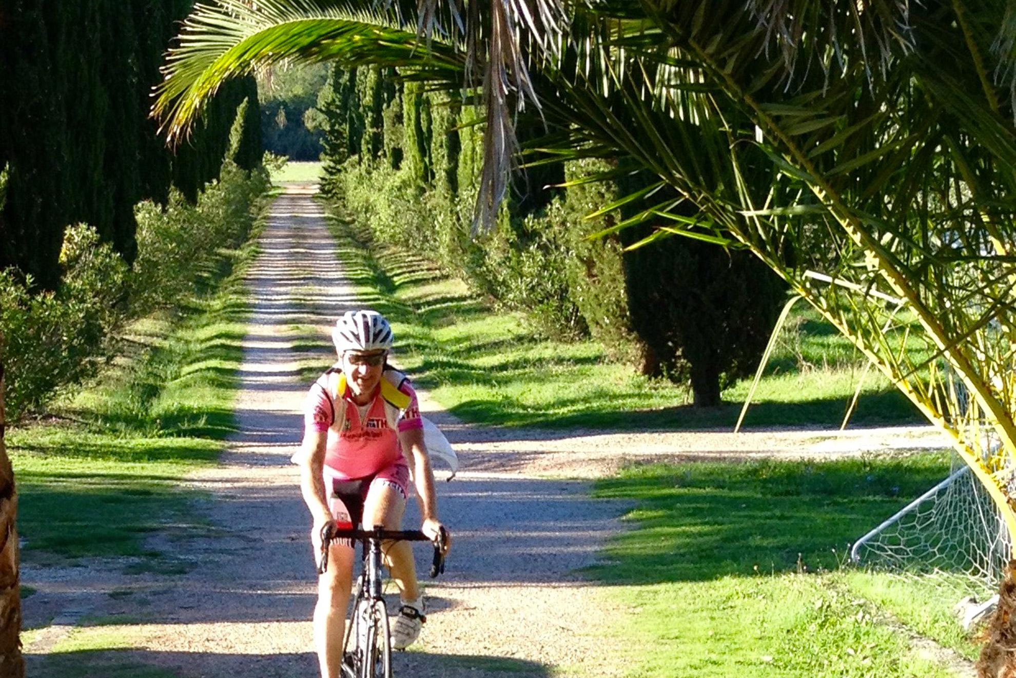 Toskana Fahrrad Ferien